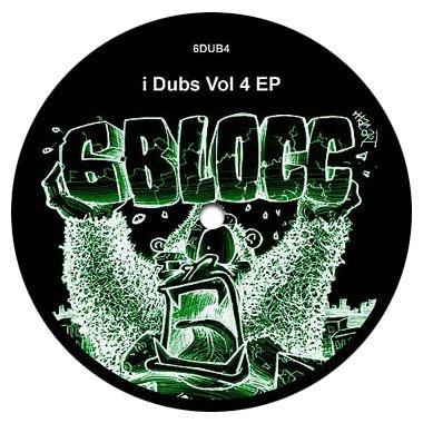"""6DUB4 - 6Blocc - I Dubs Vol 4 (12"""") 6DUB*"""