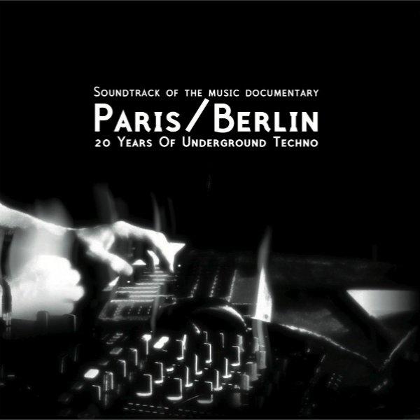 FONDAT03LP - Various - Paris/Berlin: 20 Years Of Underground Techno (2xLP) FONDATION SONORE