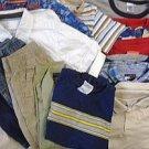 BOY CLOTHING LOT Jeans Shorts Shirts T-shirt Name Brand 1 NWT Size 4 Mix n Match