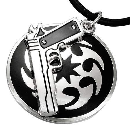 GUN Trendy Tribal necklace