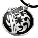 GUN Trendy Tribal necklace