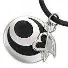 HEART & ARROW Trendy Tribal necklace
