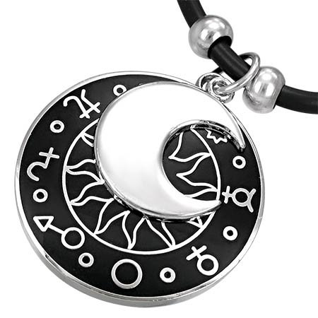 Astronomy & Moon Trendy necklace