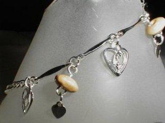 Baby Phat Anklet Bracelet Goldtone