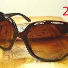 Women's Fashion Sunglasses - brown