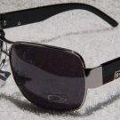 "Sunglasses by DG Eyewear ""Red Stripe"""