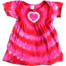 New Tie Dye Hippie Infant Girls Dress 3M 6M 12M 18M 2T