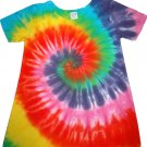 Custom Tie Dye Hippie Womens Long Play Dress S M L XL 2X 3X Hand Dyed Tiedye