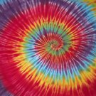 Custom Tie Dye Organic Cotton Jersey Duvet Cover King