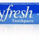 Oxyfresh Non-Fluoride Toothpaste