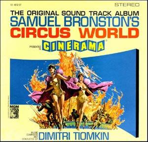 Circus World Original 1964 Soundtrack