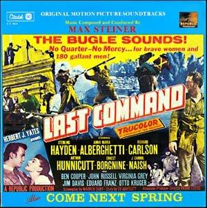 Last Command Original Soundtrack