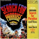 Search for Paradise Original Soundtrack CINERAMA SPECIAL ISSUE