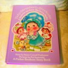 Vintage 80s Strawberry Shortcake book Baby Blueberry