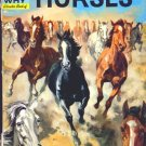 Vintage How and Why Wonder Books Birds and Horses