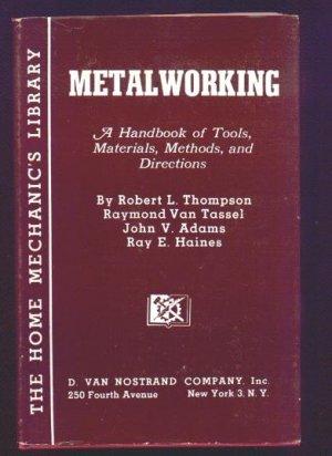 Vintage Metalworking Book