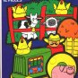 Fisher Price Board Puzzles Little People and Puffalumps