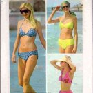 70s bikini swimsuit vintage sewing pattern Simplicity 5576