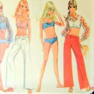 Hip Huggers Bikini Vintage Sewing Pattern McCall's 9704