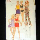 Mod Mini Dress  vintage sewing pattern Butterick 5823