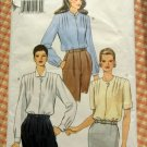 Very Easy Vogue Sewing Pattern 9202 Misses Blouse
