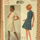 Jean Muir Dress Butterick 4577 Vintage Sewing Pattern