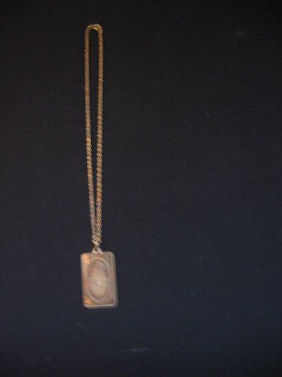 #3  Vintage Necklace Tarnished