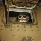 WWII TANK DRIVER SOLDIER PHOTO US ARMY 1942 FORT KNOX WORLD WAR 2 40S ALFRED PALMER FSA