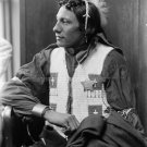 NATIVE AMERICAN PHOTO BUFFALO BILL'S WILD WEST SHOW VINTAGE HISTORIC OLD INDIAN 1900S