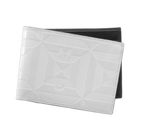 Marc Jacobs Rubix BillFold UNISEX Wallet White