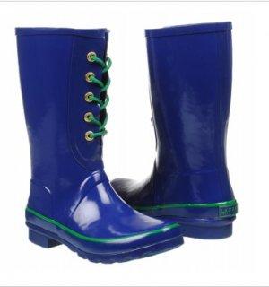 LAUREN RALPH LAUREN Women's Rachelle Rainboots size 7