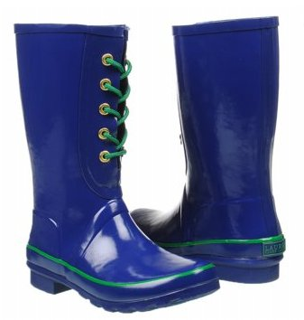 LAUREN RALPH LAUREN Women's Rachelle Rainboots size 8