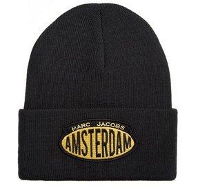 MARC JACOBS Acrylic Ski Winter Hat Skully Beanie Hat AMSTERDAM