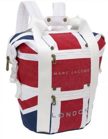 Marc Jacobs Handle Backpack Bag Back Pack Bookbag Handlebag LONDON