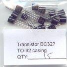 15pcs- BC327 PNP General Purpose Transistors. BC 327