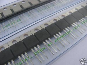 5 pcs LM317 1.5AMP ADJ +V. REGULATOR (LM 317 T LM317T)