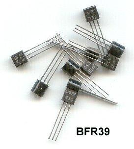 50 @ BFR39 Transistors(replace 2N5551 BC639 BCX49 BFR50
