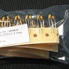 25pcs - 1uF 25V TANTALUM CAPACITORS 1 uF MF - Bargain!