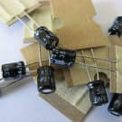 50pcs - 4.7uF Electrolytic Capacitor 35V 4.7  4.7MF uF