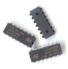 15pcs - LS404CN (LS404 404CN LS 404) Quad Op Amp DIP-14