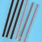 Set of Six New Bar Magnets
