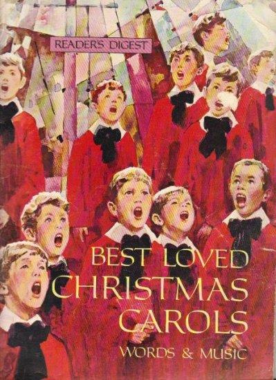 "Reader's Digest, ""The Best Loved Christmas Carols""  1970"