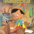 Disney's Classic, Pinocchio,  1990 (Hardcover)