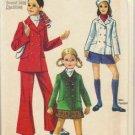 Vintage Simplicity Pattern  #8480, Size 14 1/2