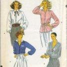 Vintage Vogue Pattern #9978, Size 8