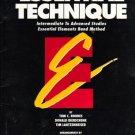 Essential Technique, Flute  1993
