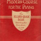 Vintage,  John Thompson's Modern Course for the Piano, MCMXXXVII