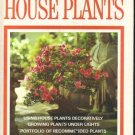 House Plants, Better Homes & Gardens, 1971,  Hardcover