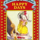 """Happy Days"", A Sunshine Storybook (Hardcover)  1986"