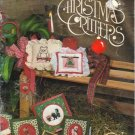"""Christmas Critters"", by Krazy Stitches, 1981"